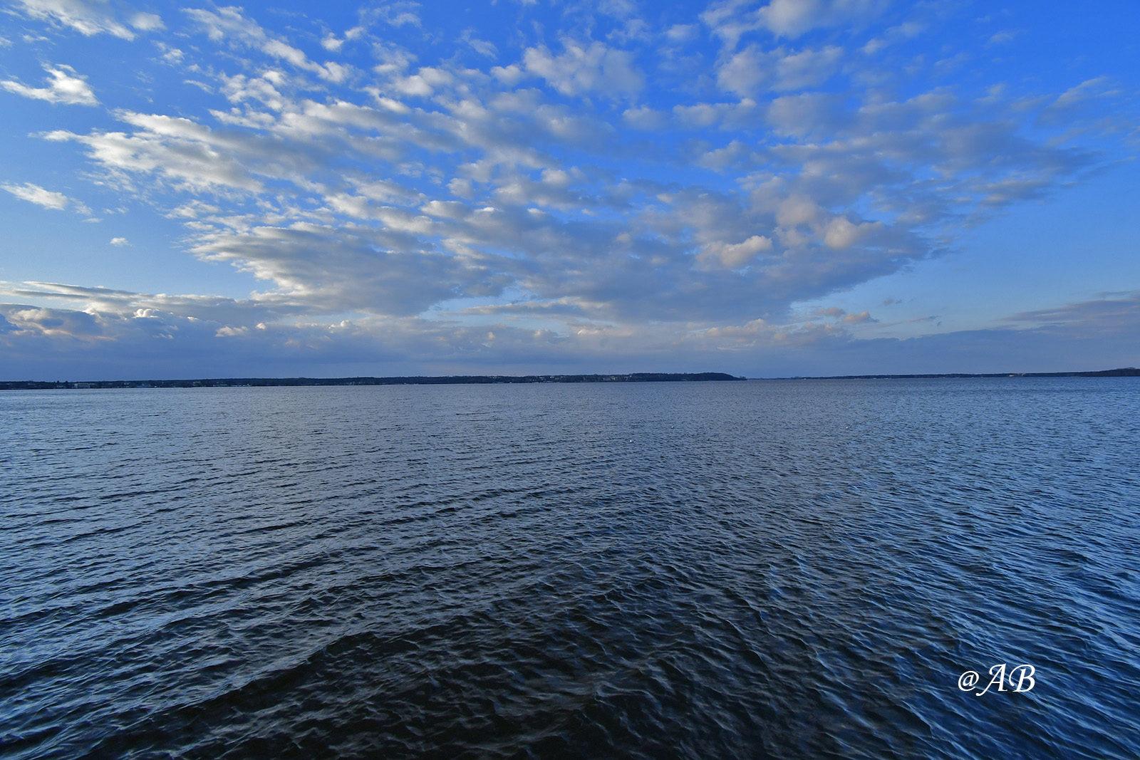Jezioro Zegrzyńskie